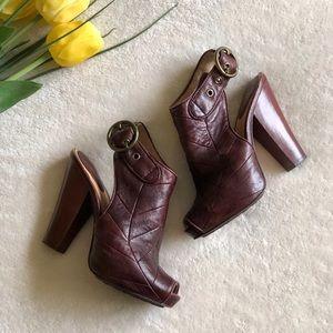 Frye Leather Heels